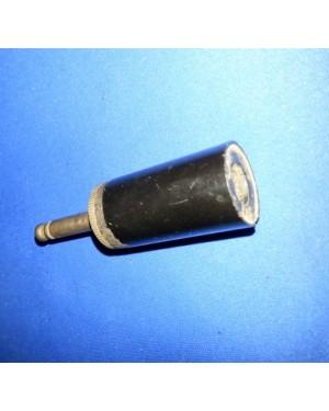 Telefone-plug antigo,ainda em baquelite e metal,1960