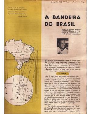 a bandeira do Brasil  história