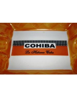 cohibra, cinzeiro original,para charuto charutos- porcelana,3 x 17 x 20 cm,perfeito estado,sem uso.made in cuba.