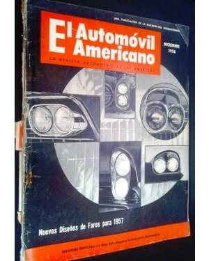 EL AUTOMOVIL AMERICANO LIVRO-Ano 1956