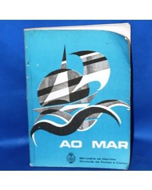 revista ao mar-editada pelo ministerio da marinha, 65 pgs, bom estado;