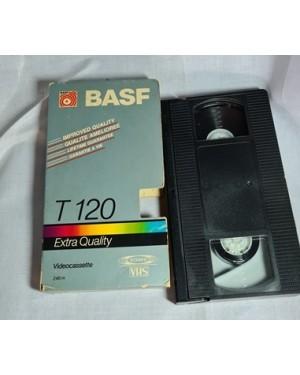 VHS BASF T120, Chico Xavier ,Espírita, Palestra.
