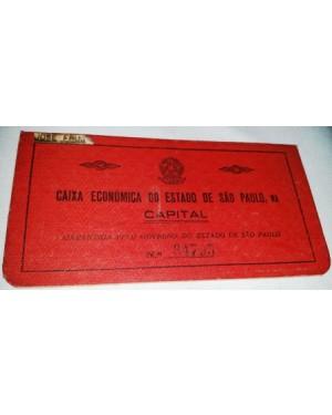 CADERNETA POUPANÇA CX ECONOMICA ESP 1939