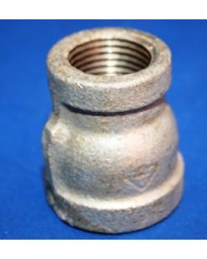 conexão hidráulica antiga, ainda em metal galvanizado, no caso serve para estudo ou curiosidade.