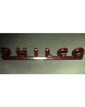LOGOTIPO TV PHILCO 1960!