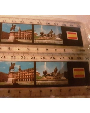 Reguas régua ( 2) comprada na Espanha, com temas fotográficos das principais cidades da Alemanha, sem uso , envelopadas, guardadas há 10 anos.