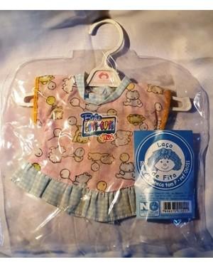 roupa p bonecas laço de fita , guti guti, tamanho P, ref. 06011, perfeito estado original, com embalagem é cabide.