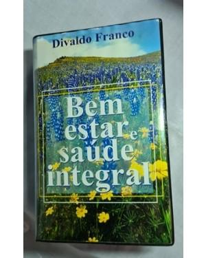 Descrição VHS duplo Divaldo Franco Bem Estar e Saúde Integral ok! Centro espírita Caminho Da Redenção. espírita mini seminário 150 minutos. Perfeito, na caixa original.