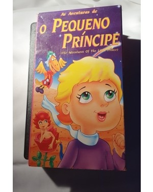 vhs O Pequeno Príncipe dublado 1995, Cosmos Vídeo 45 min, ok